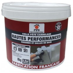 COLLE PATE CARRELAGE HAUTES PERFORMANCES 8KG