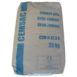 CIMENT CEMII- 32.5R CEMSAC SECURISE SAC 25K